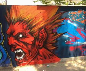 Golrizan spray paint company