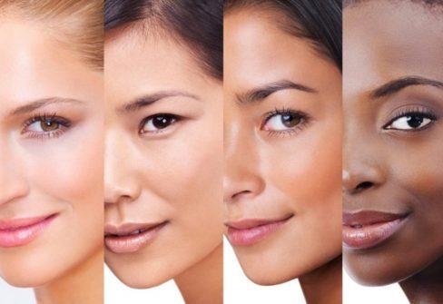چطوری رنگ پوست را دربیاریم