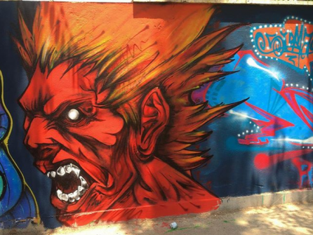 سفارش مینگرافیتی، یکی از قویترین گرافیتی ارتیستهای ایرانی