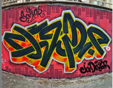 هنر گرافیتی در ایران