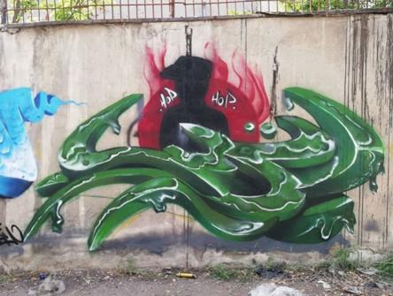 داستان تولید اولین اسپری گرافیتی در خاورمیانه