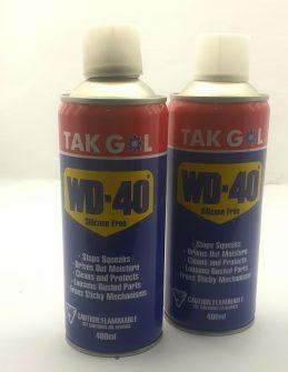 تولید اسپری WD40